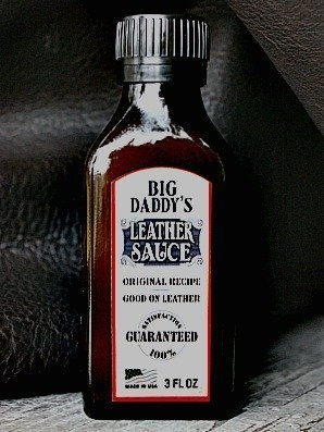 Big Daddy's Leather Sauce